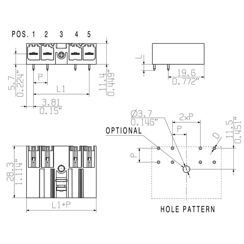 SV 7.62HP/02/90MSF 3.5SN BK BX