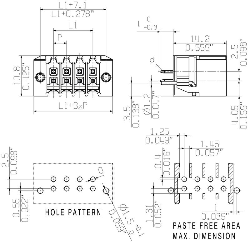 S2C-SMT 3.50/12/180LF 3.5SN BK BX