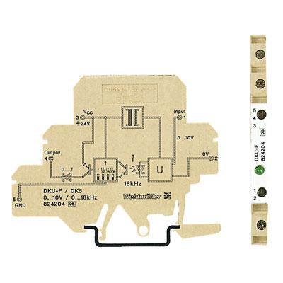 DK U-F DK5 0-10V