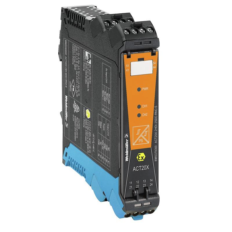 intrinsically safe signal converter -  ACT20X
