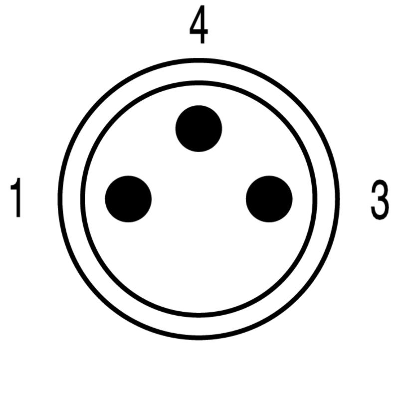 SAIE-M8S-3-0.5U-FP-M8
