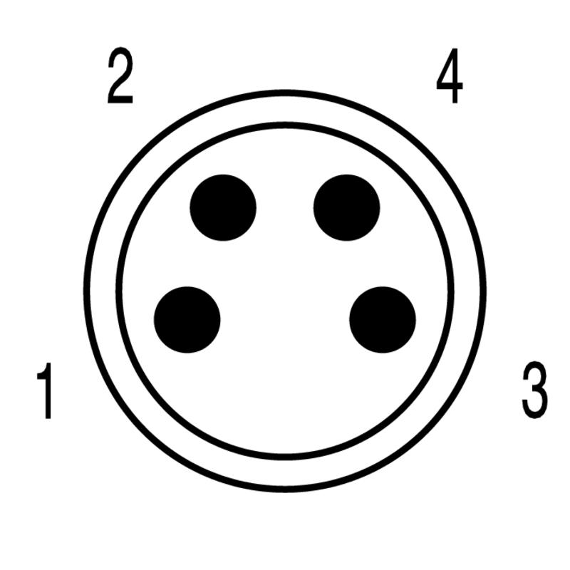 SAIE-M8S-4-0.5U-FP-M8