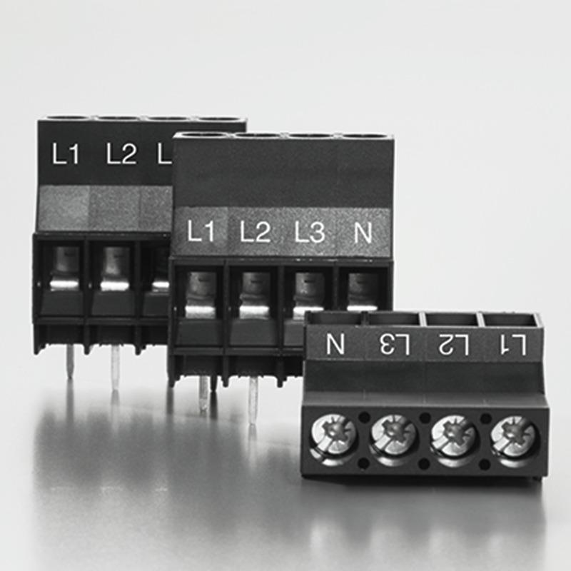 LL 6.35/09/90V 5.0SN BK BX