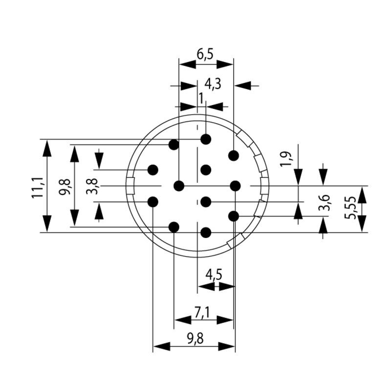 SAI-M23-BE-12-F