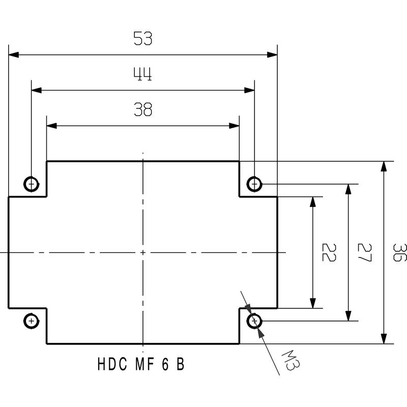 HDC MF 6B BA