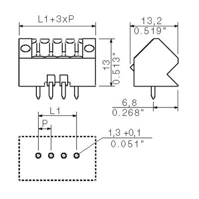 SL-SMT 3.50/05/135F 3.2SN BK BX