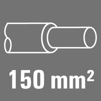 150 mm²