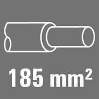 185 mm²