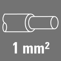 Leiter-Nennquerschnitt 1,0 mm²