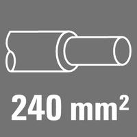 240 mm²