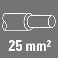 25 mm²