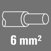 6 mm²
