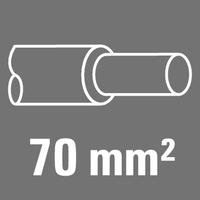 70 mm²