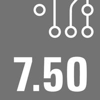 7,50 mm (0,295 inch) osztás - BL/SL 7.50 sorozat